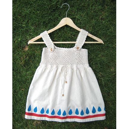 Hand Crochet Dress Designs