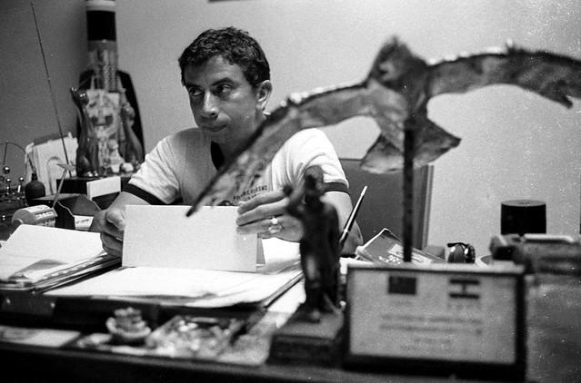 Col. Domingo Monterrosa, El Salvador, 1982 | by Marcelo  Montecino