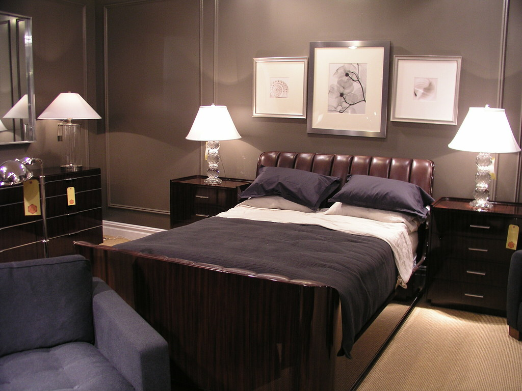 Ralph Lauren Bedroom | HiperOranz | Flickr Amazing Ideas
