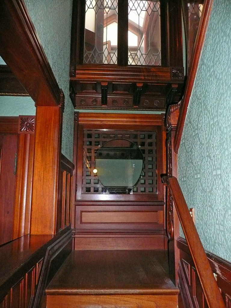 Winchester House Staircase Www Winchestermysteryhouse