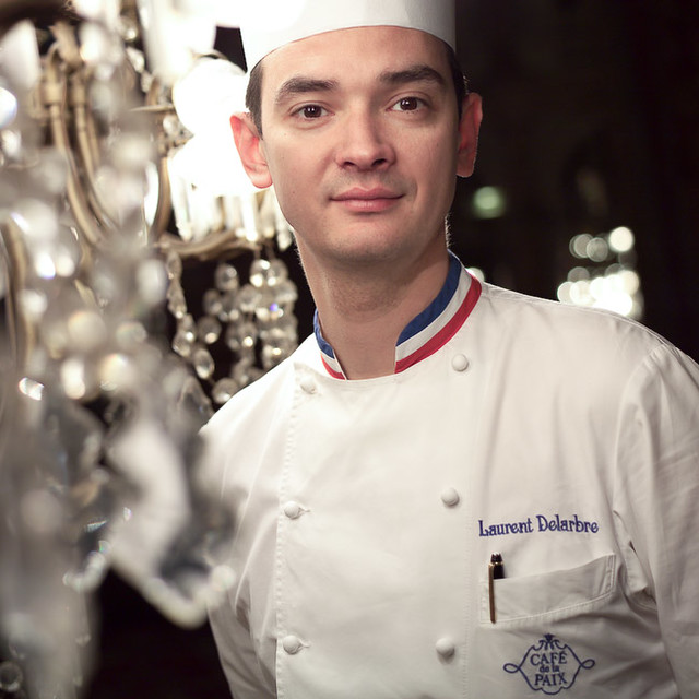 Laurent delabre chef cuisinier paris france mister for Job cuisinier