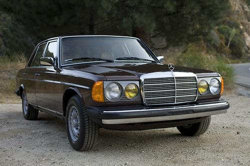 1984 mercedes benz 300d turbo diesel flickr photo sharing for Mercedes benz fife