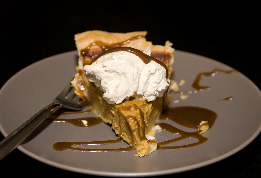 ... 2008 Pie | Pecan Pumpkin Butter Pie with Butter… | Flickr