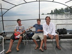 The Ferry to Parapat | by Sean Paul Kelley
