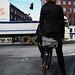 Casual Copenhagen Cyclist