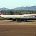 British Airways Boeing 747-400 - G-BNLW