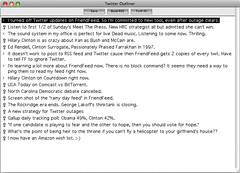 Twitter Outliner Screen Shot | by scriptingnews