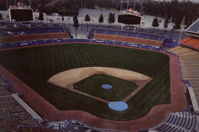 Dodger Stadium Los Angeles California Dodger Stadium