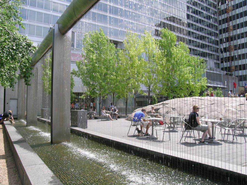 Yorkville Park 01, Toronto | designed by Oleson Worland