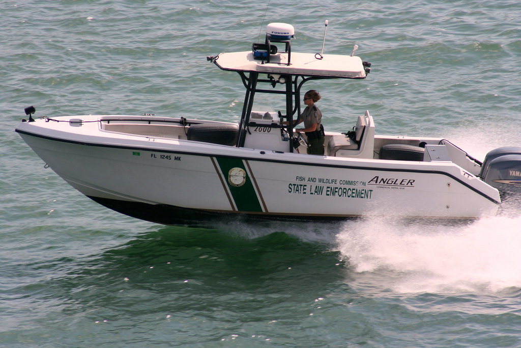 Commercial patrol boat florida fish and wildlife commissi for Florida fish and wildlife officer