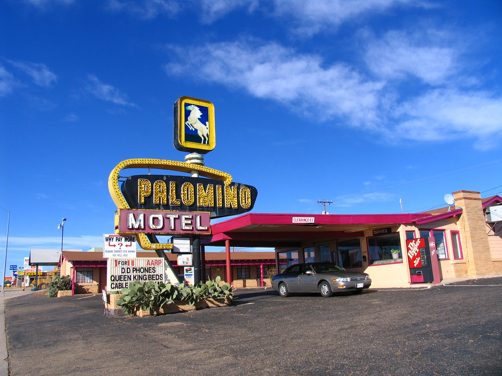 Tucumcari, New Mexico | Russell Mondy | Flickr
