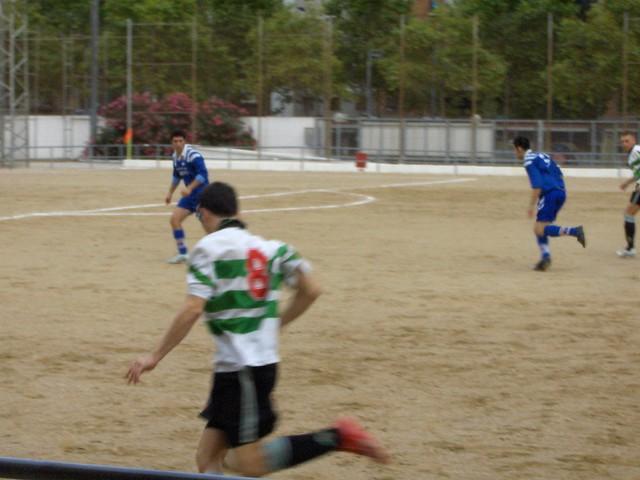 U.E. Sants - Espluguenc F.A. (23/08/2008)