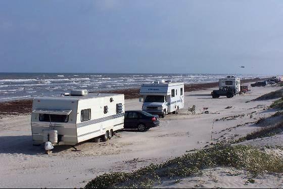 Matagorda Island Beach Rentals