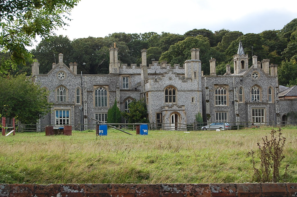 Baskerville Hall Cromer Hall Cromer Hall Is The Home
