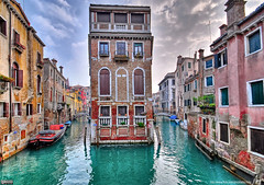 Two canals - Venice | by MorBCN