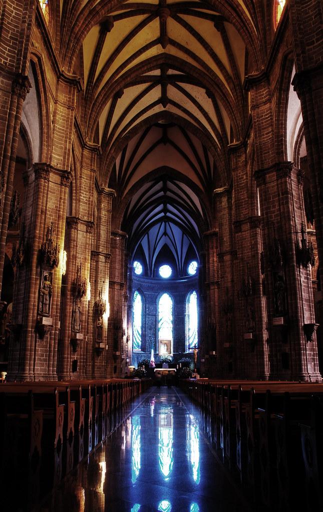 Catedral inconclusa catedral inconclusa de zamora mich for Catedral de zamora interior