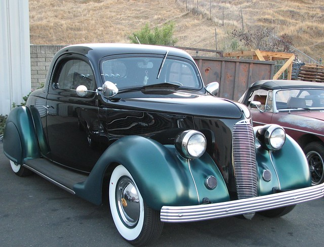 1936 ford 3 window coupe custom 39 5mir137 39 2 flickr for 1936 ford 3 window