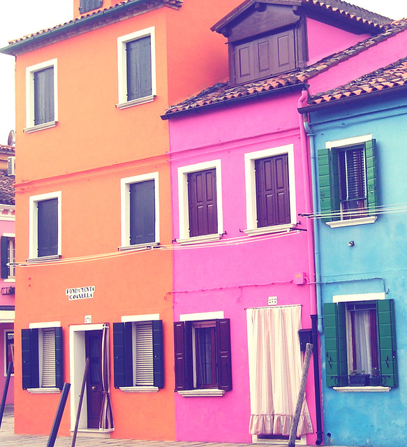 This was Venice, the flattering and suspect beauty - this city, half fairy tale and half tourist trap~