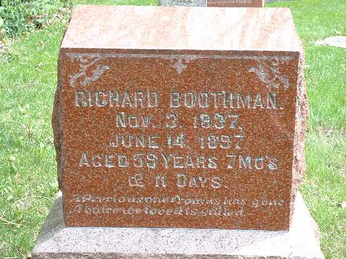 Richard Boothman | by Barrington Area Library Local History