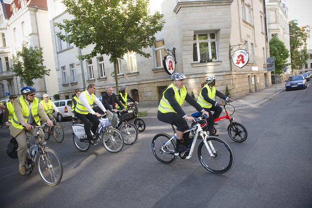 Bike Tour Leipzig