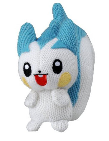 Pachirisu Amigurumi Keychain Company: Pokemon Center ...
