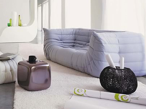 Ligne roset togo sofa one possibility for the upstairs for Sofas ocasion