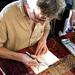 David B. draws in the Yoda Sketchbook, part 2