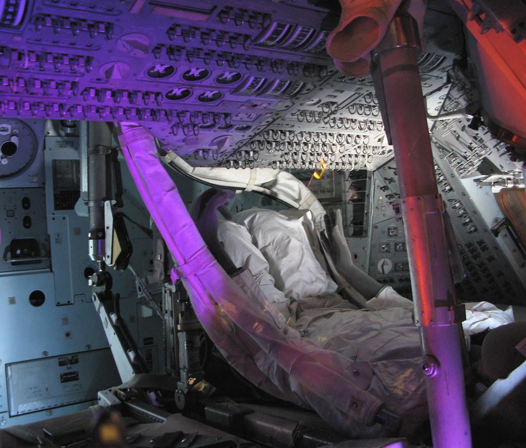 Apollo13 Command Module | Having survived a long cold trip ...