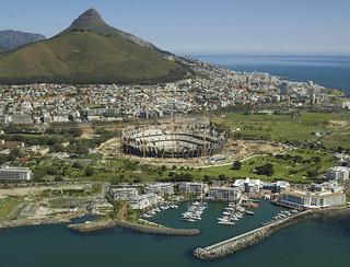 Green Point Stadium | by Shine 2010 - 2010 World Cup good news