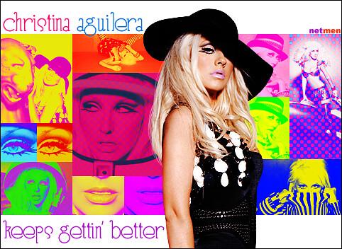 Christina Aguilera - Keeps gettin' better | Christina ... Christina Aguilera