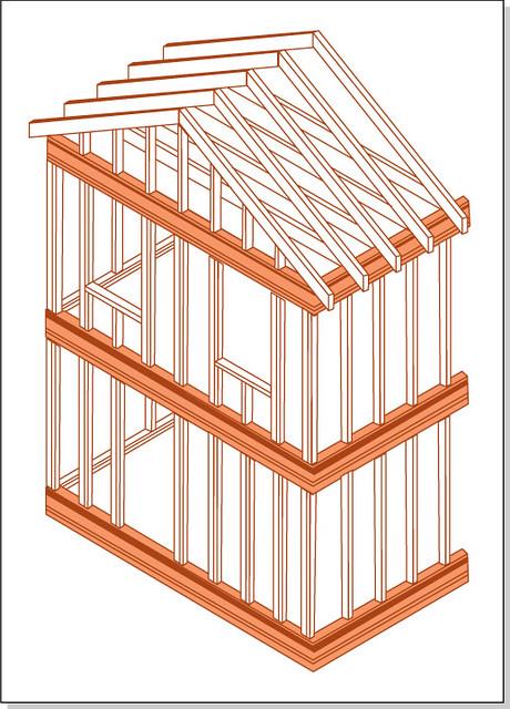 platform frame construction