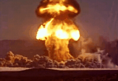 A.Bomb.1953-animate | This is an animated GIF that I ...