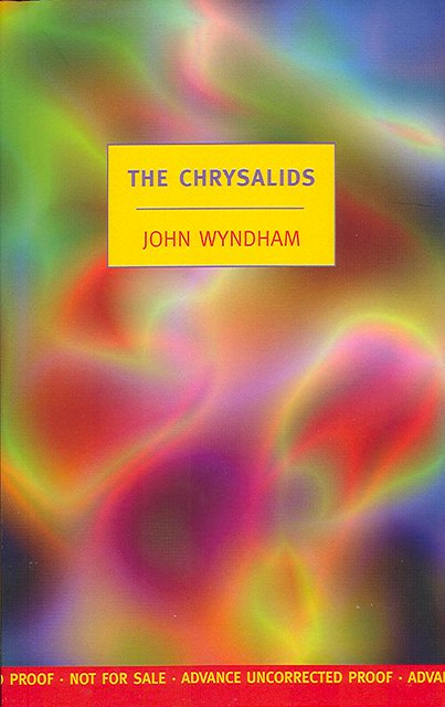 the theme of despair in society in the chrysalids by john wyndham The journey is a very common theme but always comes  the chrysalids (1955) by john wyndham, the  it is so hard to imagine our entire society being.