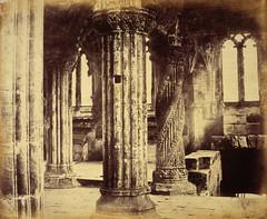 Rosslyn Chapel Apprentice Pillar
