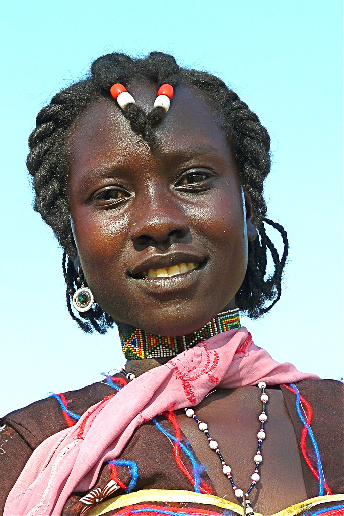 Kau And The People Of The Nuba Mountains - Sudan  Nuba Is -9729