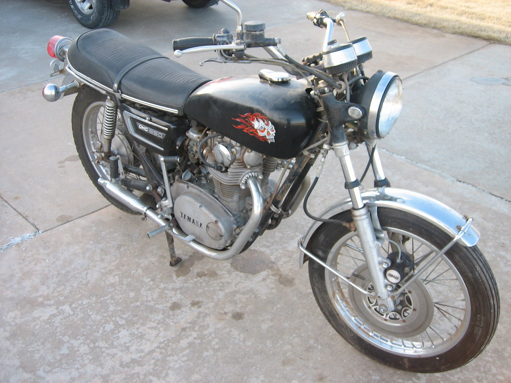 1973 yamaha tx650 i 39 ve been wanting to pick up an old for 1973 yamaha tx650
