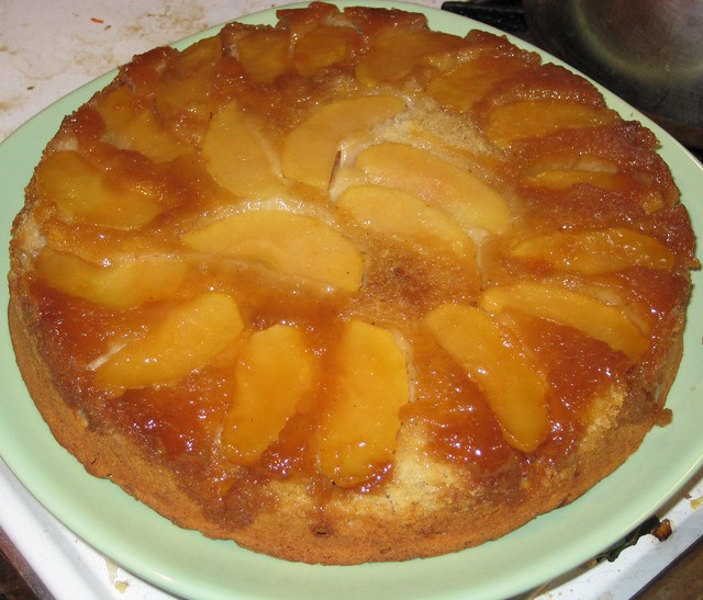 Apple-Cinnamon Upside-Down Cake Recipes — Dishmaps