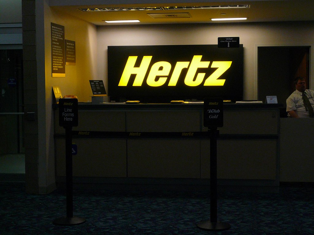 Hertz Car Rental Colmar France