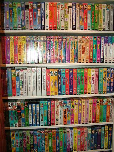 My Hanna Barbera Video Collection Flickr Photo Sharing
