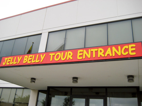 Jelly Belly Factory Tour | by mbaylor