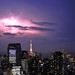 Japan - Tokyo Tower Lightning