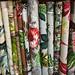 urban burp - barkcloth - floral