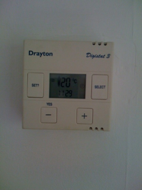 The Drayton Digistat 3