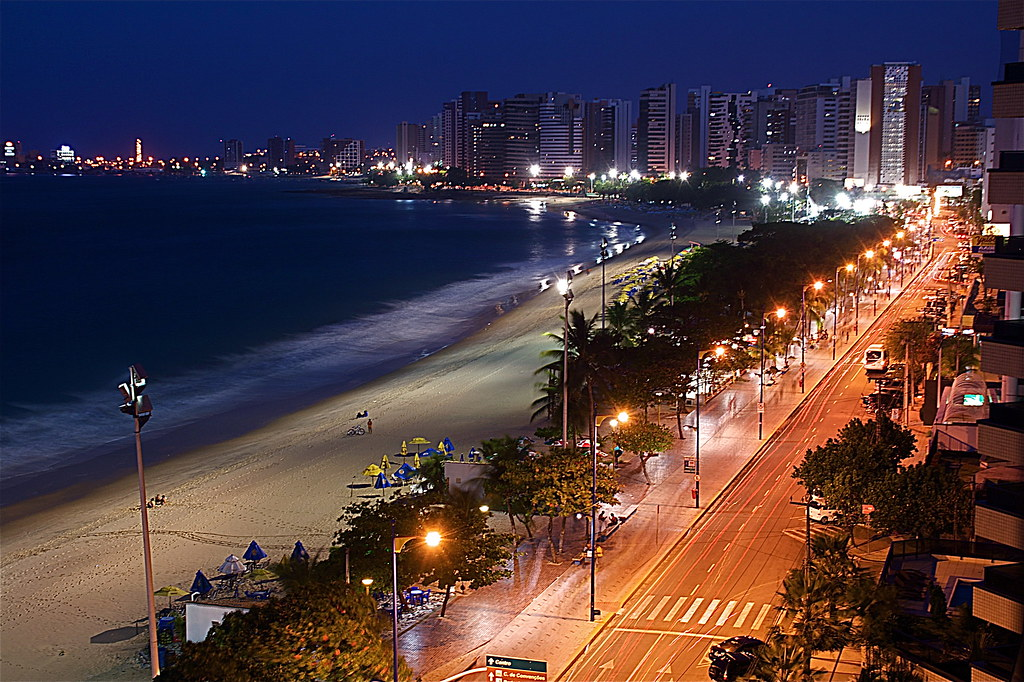 Beira Mar Beach By Night Fortaleza Brazil Exp Oct 26 Iphone Wallpapers Free Beautiful  HD Wallpapers, Images Over 1000+ [getprihce.gq]