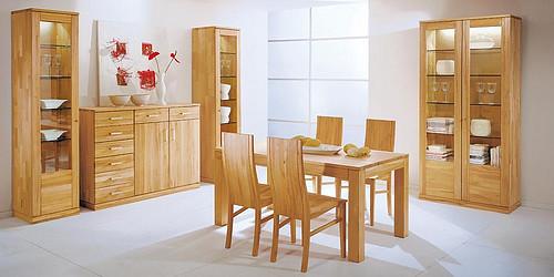 Modern minimalist wood furniture dinning room modern for Minimalist furniture india