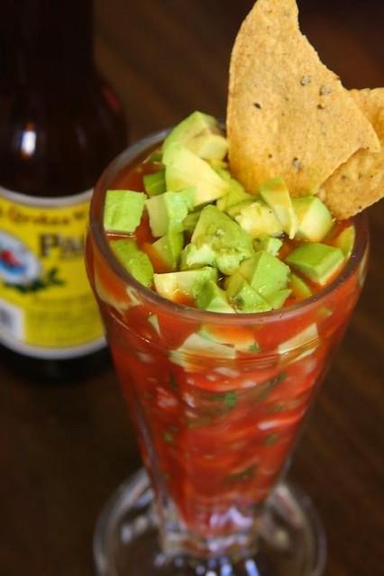 Shrimp Cocktail (Coctel de Camarones) | www.bluewaikiki ...