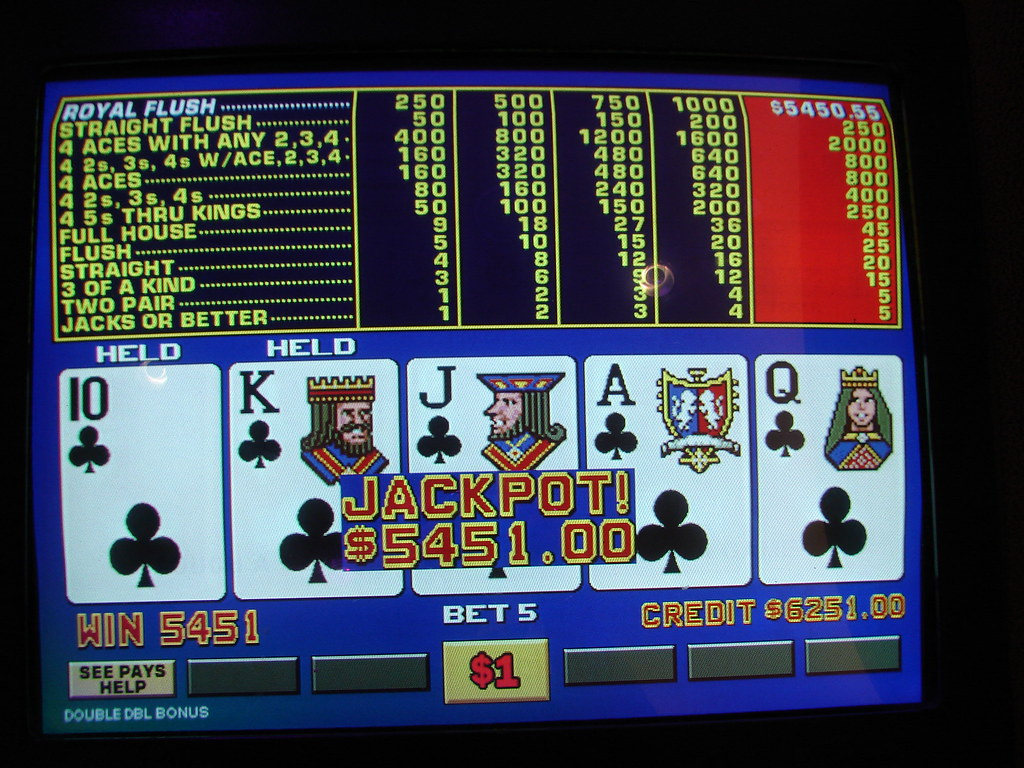 video poker | Euro Palace Casino Blog