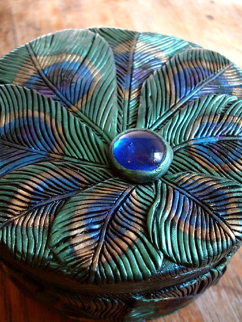 peacock feather craft ideas peacock feather box detail detail this is another 5146