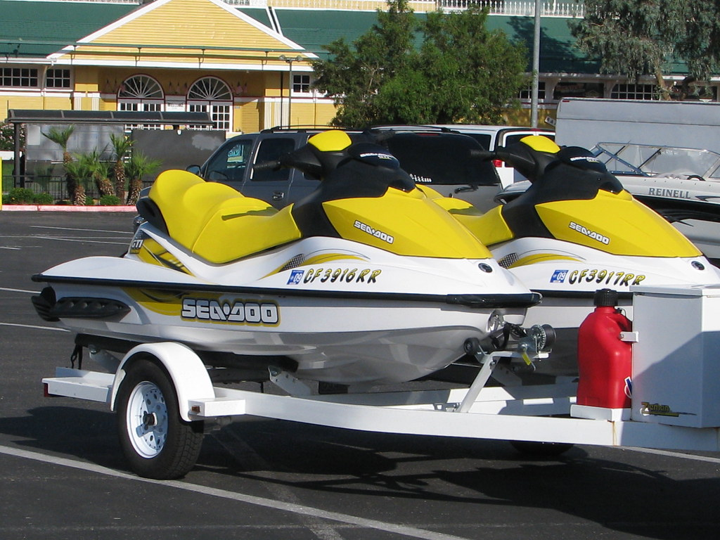 Yamaha Waverunner Oil Mix Affecting Performance