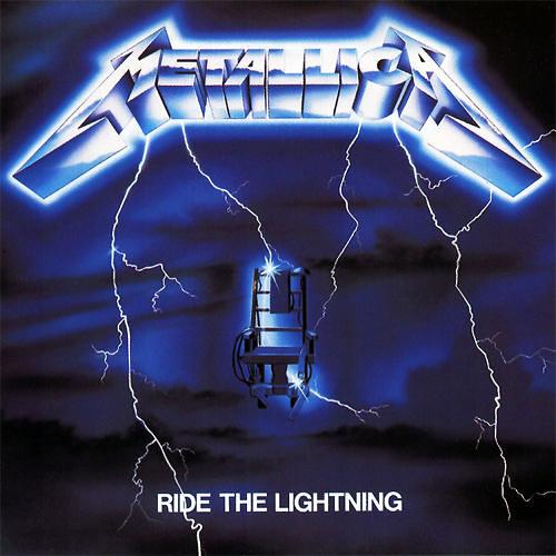 Metallica Ride The Lightning Tour Shirt